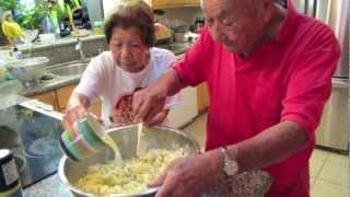 Deeds Of Wisdom: Macaroni And Potato Salad