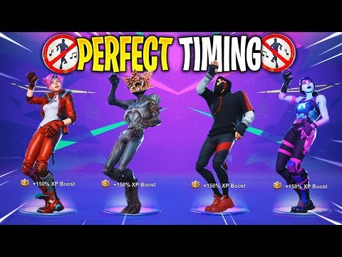 TOP 100 PERFECT TIMING MOMENTS IN FORTNITE