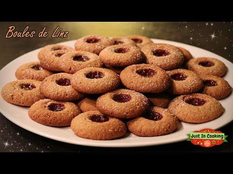 ❅-recette-des-boules-de-linz-ou-linzele-de-noël-à-la-confiture-de-framboises-❅