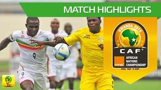 Zimbabwe vs Mali | Orange African Nations Championship, Rwanda 2016