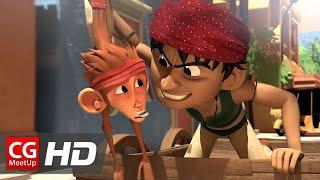 """CGI Animated Short Film HD: """"Rupee Run Short Film"""" by Tarun Lak"""