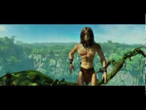 'Tarzán. La leyenda cobra vida' - tráiler. Estreno en cines 13 de junio de 2014