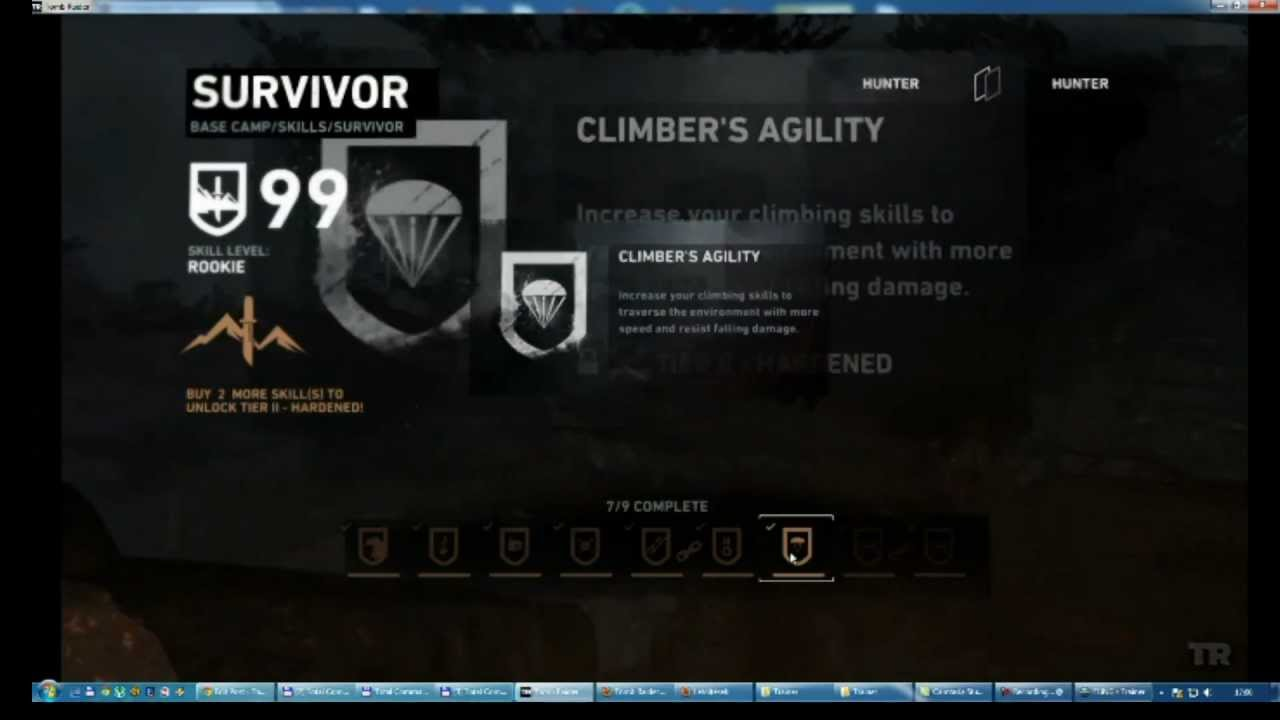 Rise of the tomb raider: трейнер/trainer (+14) [1. 0 build: 813. 4.