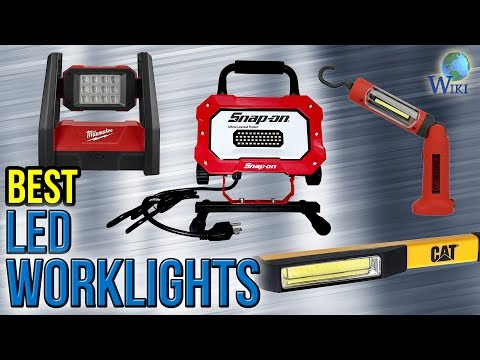 California Auto Tech Ct3515 Rechargeable Work Light By