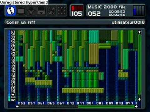 Green Day on Music 2000 mtv music generator