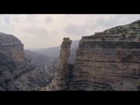 """مستند""""طبیعت بزرگ"""" شبکه NHK ژاپن/ دره شیرز کوهدشت لکستان"""