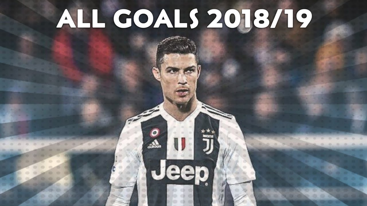 Download Cristiano Ronaldo 2018/19 All goals with Commentary For Juventus