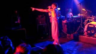 Yellowman Them a mad over me / live, Berlin 2009