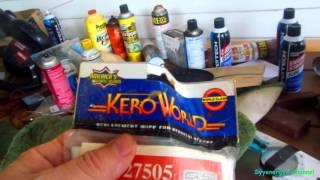 Winter Prepping, Testing Diesel in Kerosene Heater