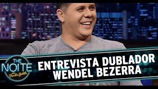 The Noite (02/12/14) - Entrevista Wendel Bezerra