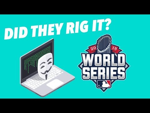 HOW HACKERS NEARLY CHANGED THE OUTCOME OF A WORLD SERIES