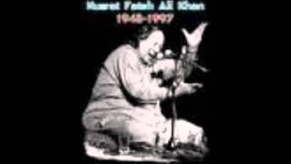 NUSRAT FATEH ALI KHAN - KHABRUM RASEEDU IM SHAB - PERSIAN QAWALI - PART 1