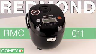 Redmond RMC-011 - мультиварка для небольшой семьи - Видеодемонстрация от Comfy