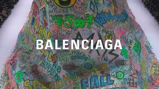 Balenciaga Men Summer 18 Show