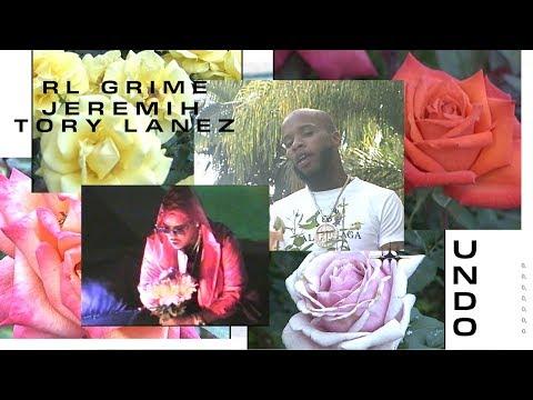 RL Grime – Undo feat. Jeremih & Tory Lanez (Video)