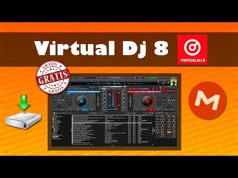 descargar virtual dj pro full con crack