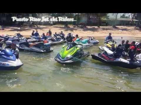 Puerto Rico Jet Ski Riders - Gira Metro