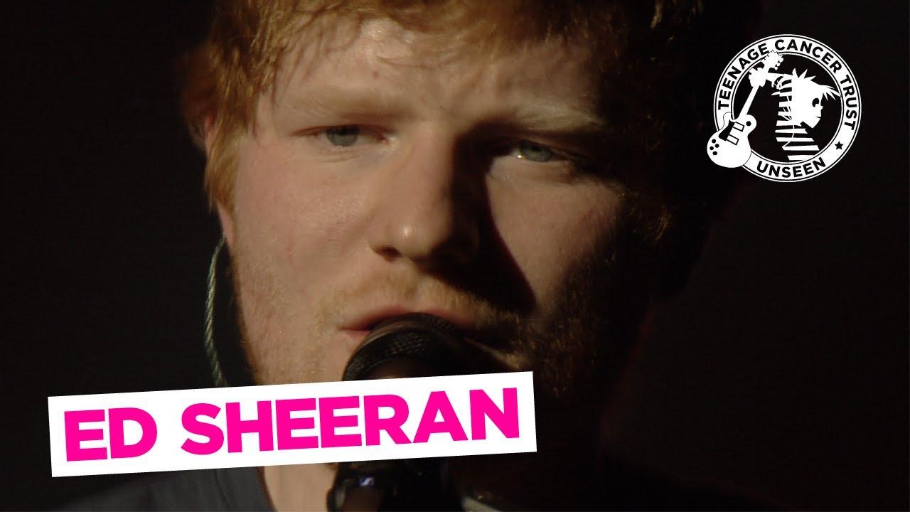 Shape of You - Ed Sheeran Live