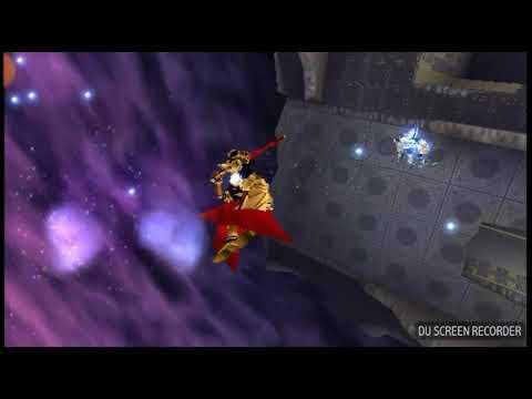 Dissidia 012 model swap replay Gilgamesh vs Sir Gawain