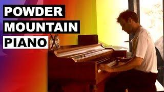 Powder Mountain Piano