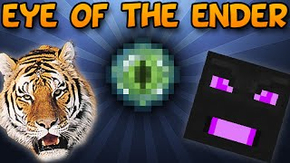 "♪ Eye of the Ender - Minecraft Parody of ""Eye of the Tiger"" by Survivor"