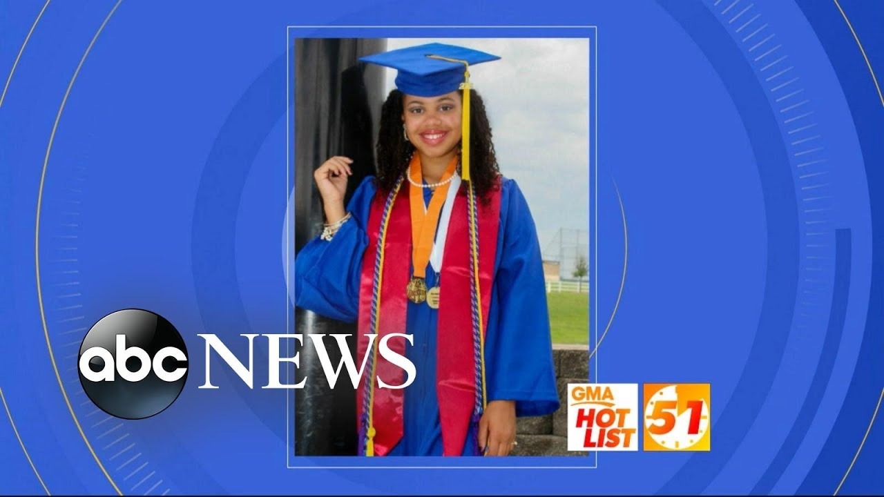 'GMA' Hot List: Meet the 16-year-old accepted to nine law schools