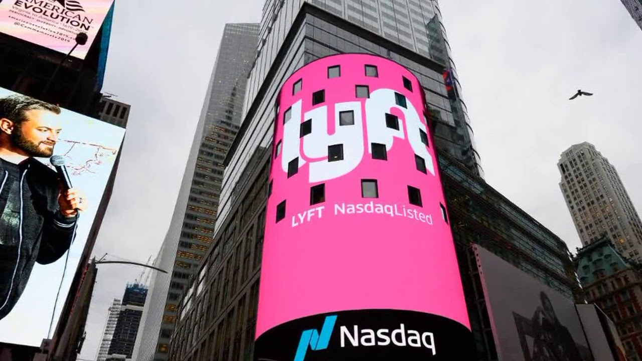 Lyft Stock Tumbles Two Days After its IPO