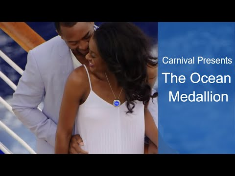 Carnival Corporation Introduces the Ocean Medallion at CES
