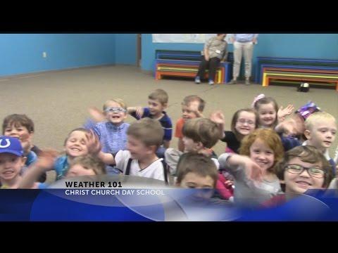 Rob Fowler visits Christ Church Day School Day 2
