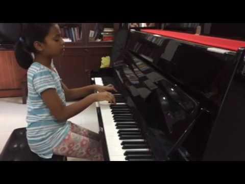 Atach baya ka bavarala from Sairat on Piano by...