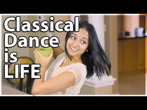 WHEN CLASSICAL DANCE IS LIFE