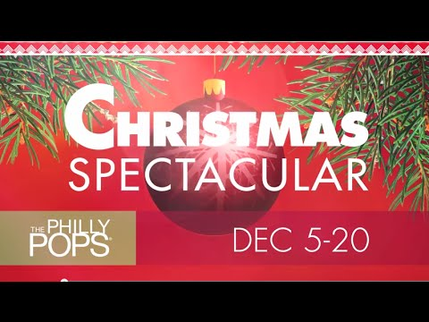 The Philly POPS 2014/15 Season: Christmas Spectacular - YouTube