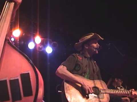 "Hank Williams III: ""Nighttime Ramblin' Man"" Live 2/28/04 Asheville, NC"