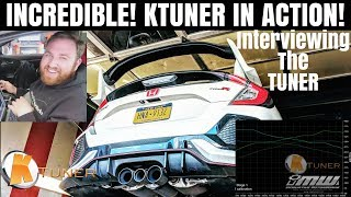 Tuning the Honda Civic Type R | Everything You Need To know | Ktuner FTW