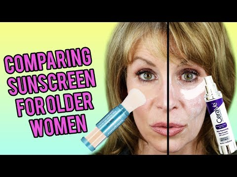 Best Sunscreen Makeup for Women Over 40