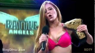 RingDivasTV 7/12/11 (Womens Wrestling)