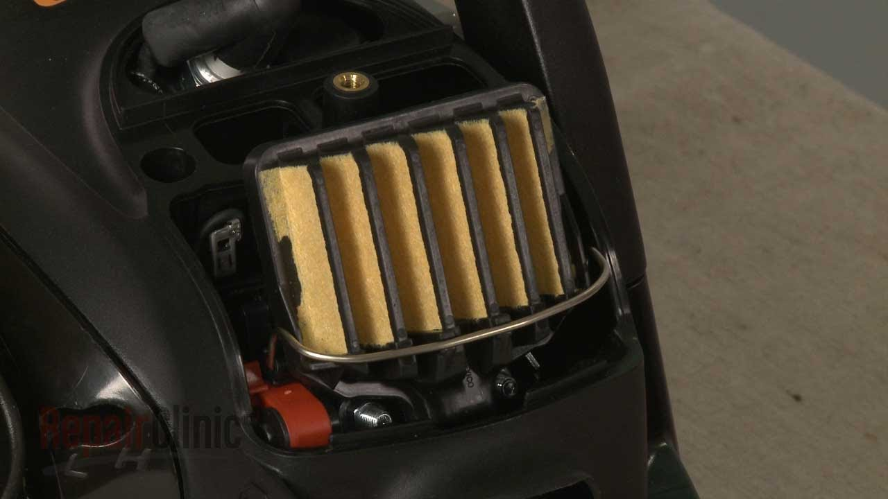 Craftsman Chainsaw Air Filter Replacement