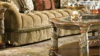 Villa Valencia Living Room Collection From Aico Furniture