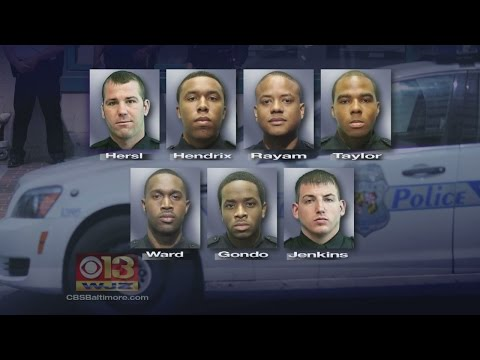 Baltimore Police Terminates Plainclothes Unit After Racketeering Indictments
