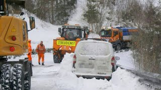 Chaos in Italien wegen Extremwetter