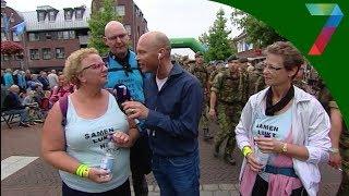 Groningse wandelaar: 'Mooiste plek in Friesland is de bushalte naar Groingen'