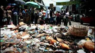 자전거 세계일주 - 아이티