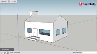 Intro to SketchUp Free