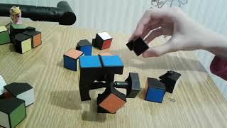 Что внутри Кубика Рубика ???