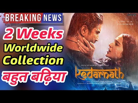 Kedarnath 2weeks Total Worldwide Collection | Hit Or Flop | Sushant Singh Rajput, Sara Ali Khan Mp3