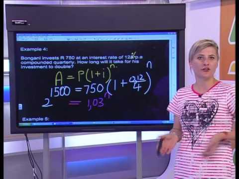 Show 4: Financial Maths I- Whole Show (English)