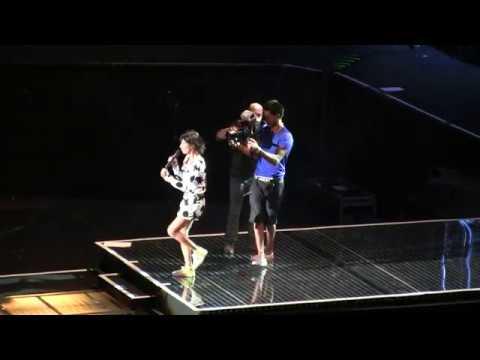 Giorgia - Tu mi porti su (live Arena di Verona)