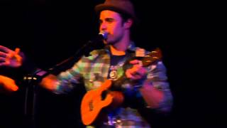 Kris Allen - Unique (with Intro Banter and Impromptu Band Introductions) - Ann Arbor, MI 4/22