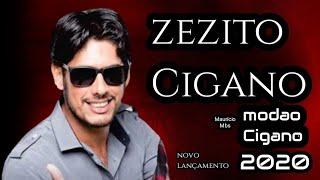 Zezito Cigano 2020 /- CD completo