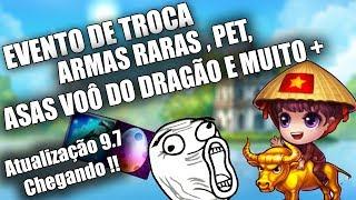 DDTANK 337 [NOTÍCIA] - ARMAS RARAS E PETS' DISPONÍVEIS PRA TROCA [CORRE!!]